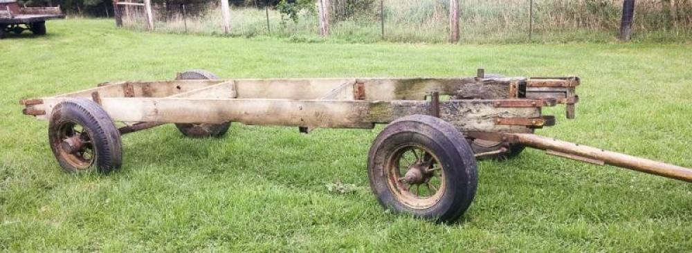 1930 S John Deere Hay Wagon Restoration Lumber Amp Slab
